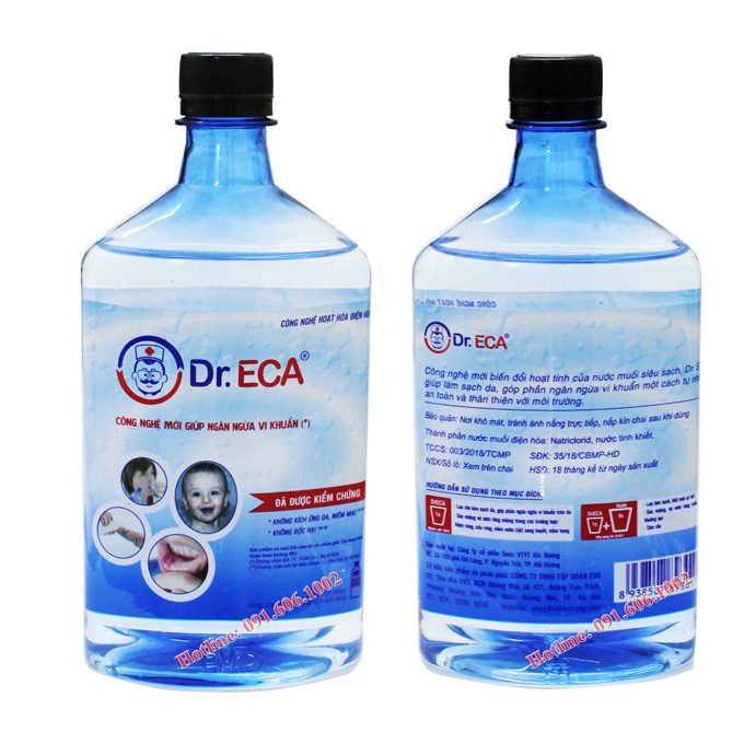 Dung dịch Dr.ECA 500ml