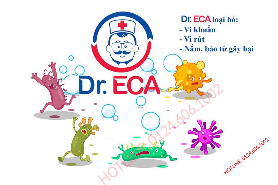 Dung dich khu trung Dr.ECA